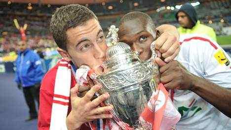 Eden Hazard wins French Cup 2010-2011