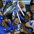 Chelsea win the Champions League 2012