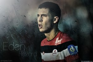 Eden Hazard 2012 Wallpaper 03- Lille
