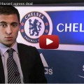 Eden Hazard agrees on deal