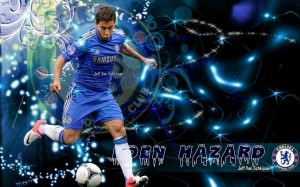 Eden Hazard Wallpaper Chelsea 2012