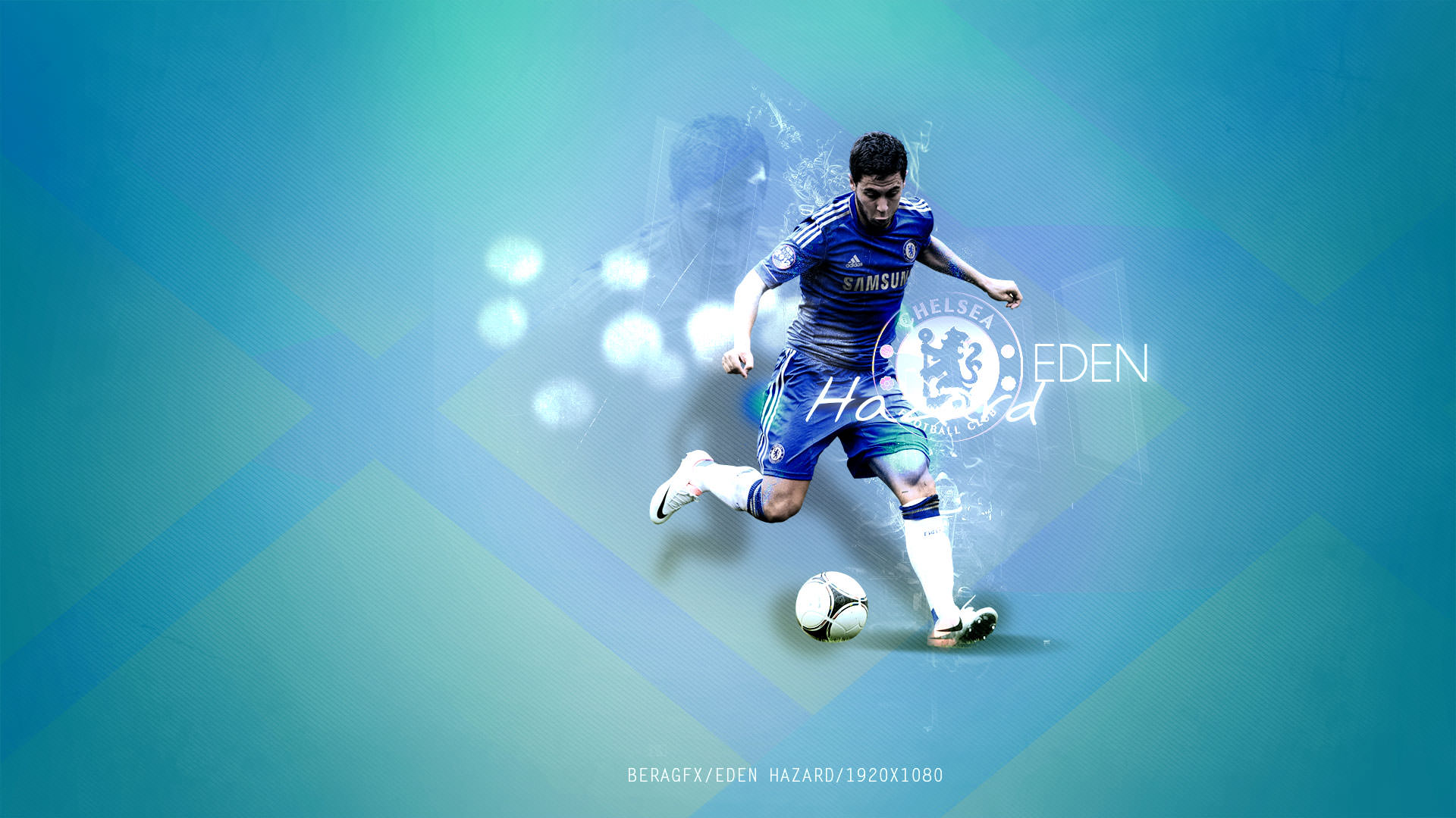 Wallpaper Eden Hazard – Chelsea Period (3) - Eden Hazard's Website ...