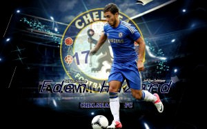 Eden Hazard 2012 Wallpapers