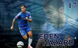 Eden Hazard wallpaper Chelsea 07