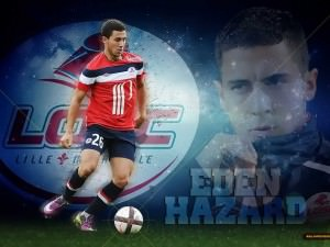 Eden Hazard Wallpaper Lille 08