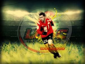 Eden Hazard Wallpaper Lille period