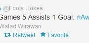 Eden Hazard twitter joke