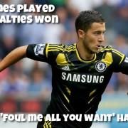 Eden Hazard Joke 3