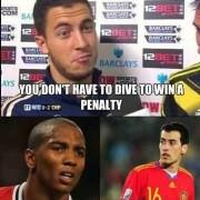 Eden Hazard Joke 5
