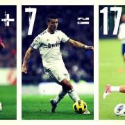 Eden Hazard versus Messi Ronaldo joke