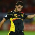 Eden Hazard in Wales - Belgium : 0-2