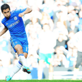 Eden Hazard stays calm places the ball nicely next to the keeper.