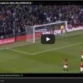 Eden Hazard goal versus manchester united mar 2013
