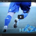 Eden Hazard Trouble video