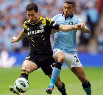 Eden Hazard vs. Manchester City