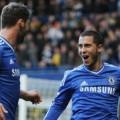 Eden Hazard hat-trick