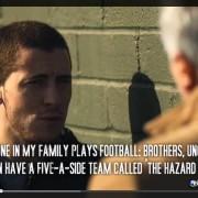 Eden Hazard interview with David Ginola