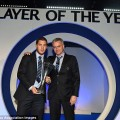 Eden Hazard wins chelsea Player of the year award