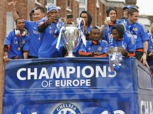 Chelsea champions of europe