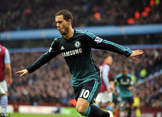 Eden Hazard Signs new megacontract for 5,5 years