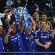 Chelsea and Eden Hazard win the 2014-2015 League Cup