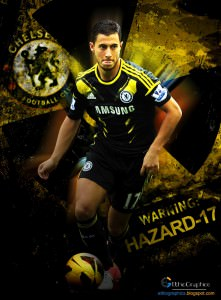 Eden Hazard Wallpaper 32