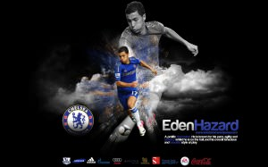 Eden Hazard Wallpaper 33