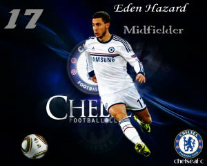 Eden Hazard Wallpaper 34