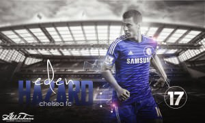 Eden Hazard Wallpaper 36