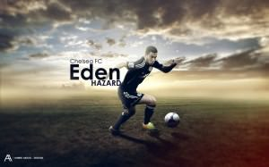 Eden Hazard Wallpaper 37