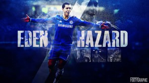 Eden Hazard Wallpaper 21