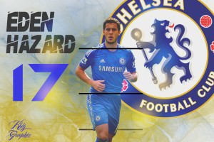 Eden Hazard Wallpaper 43