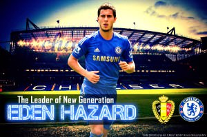 Eden Hazard Wallpaper 44