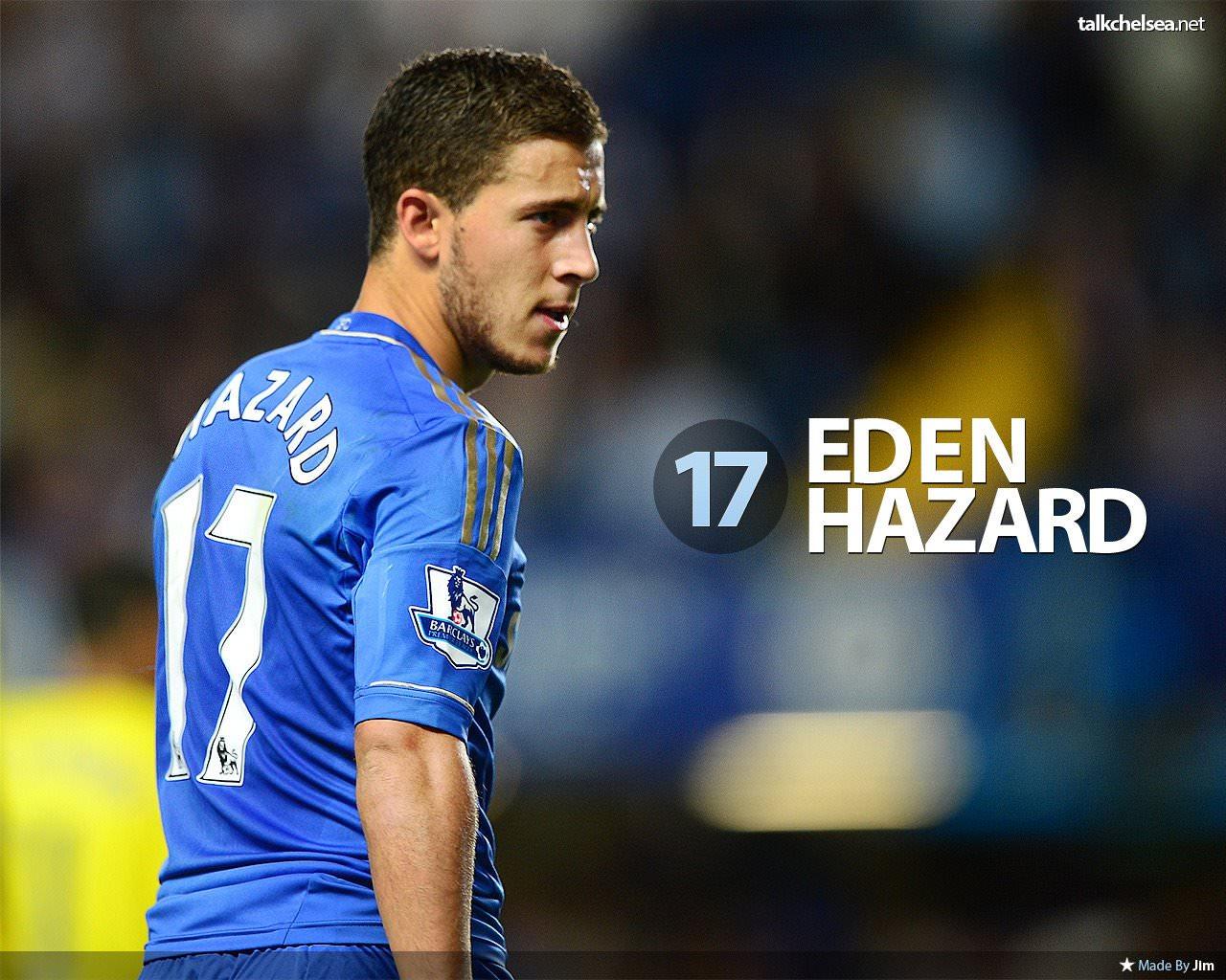 Hazard Chelsea Eden Hazard Wal...