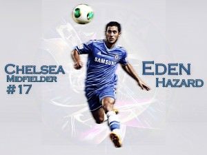 Eden Hazard Wallpaper 25