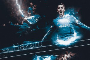 Eden Hazard Wallpaper 28