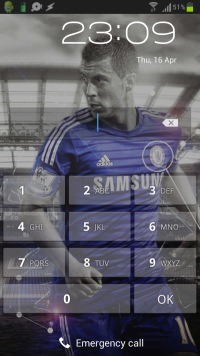 Eden Hazard Wallpaper Android-iPhone example 5