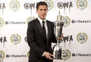Eden Hazard as best player of the year 2014/15