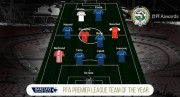 Eden also in the PFA Premier League Team of the Year for the 2014/15 season