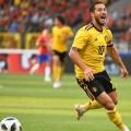 Eden Hazard 2nd best player in the World Cup 2018